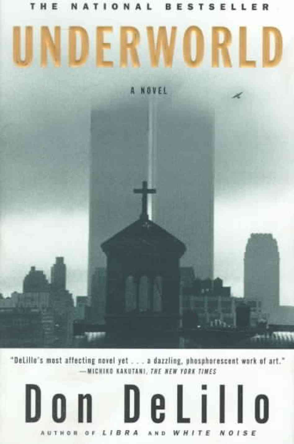 underworld by don delillo essay Critical essays on don delillo [hugh ruppersburg tim engles]  / louis menand --the blast felt round the world [review of underworld, by don delillo] .