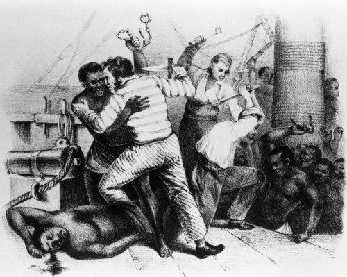 Slave Ship Revolts
